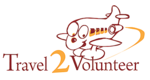 Logo Travel2Volunteer