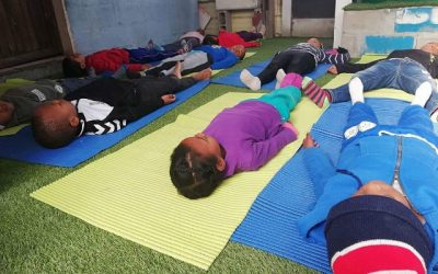 15. Sunshine Kiddies Day Care, Sir Lowry's Pass: Yoga for the Youngest