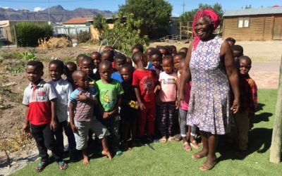 2. Emfundisweni, Nomsamo: Award-winning green oasis