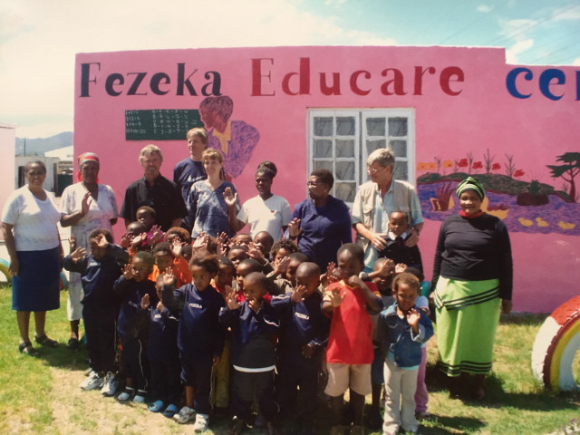 4. Fezeka Educare, Nomsamo: Long-suffering