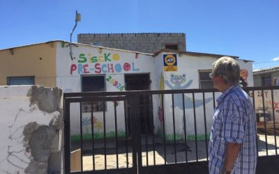 7. Siseko Pre-School, Asanda Village: Mending, Renewing, Optimising